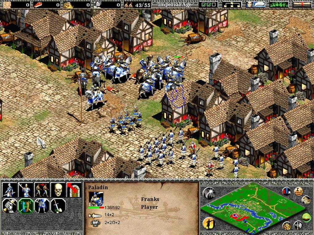 age of empires 2 download for pc free