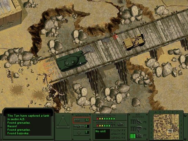 Army Man Games Online 71