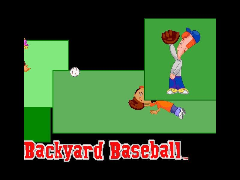 Backyard Baseball (1997) - PC Review and Full Download ...
