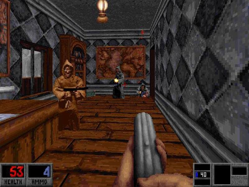 Blood (1997) - PC Review and Full Download | Old PC Gaming