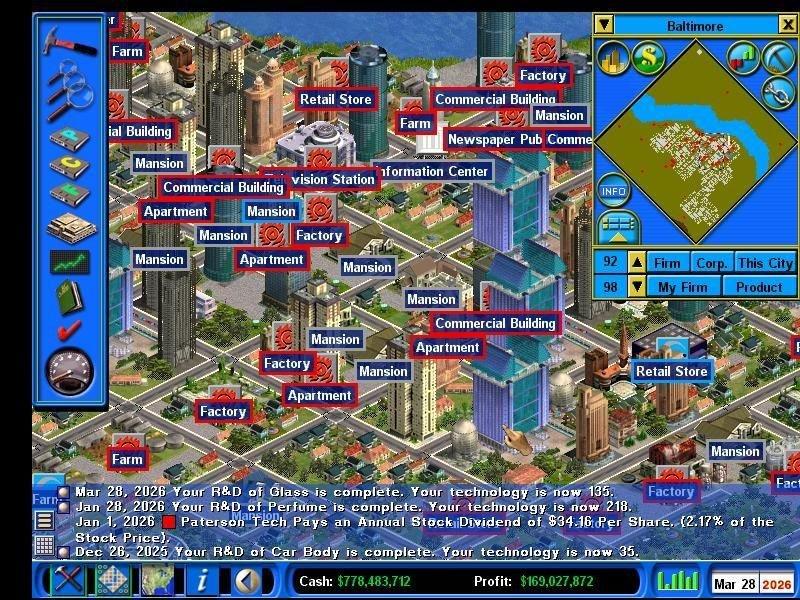 Capitalism 2 game cheats greektown casino gambling age