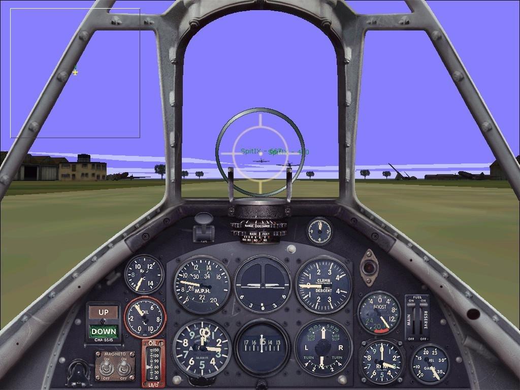 Combat flight simulator wwii europe series not smooth