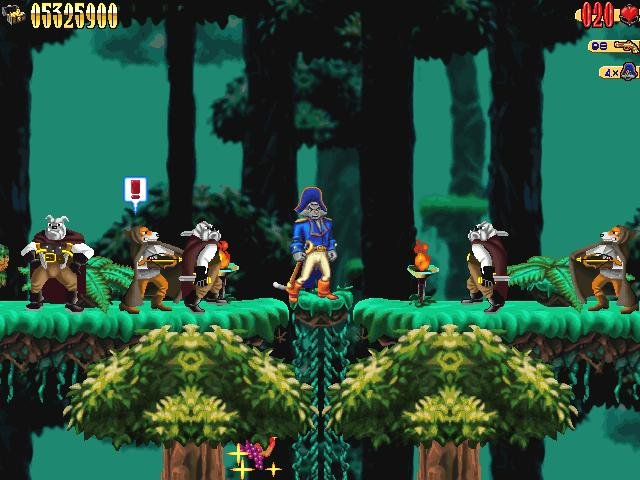 captain claw game online free download