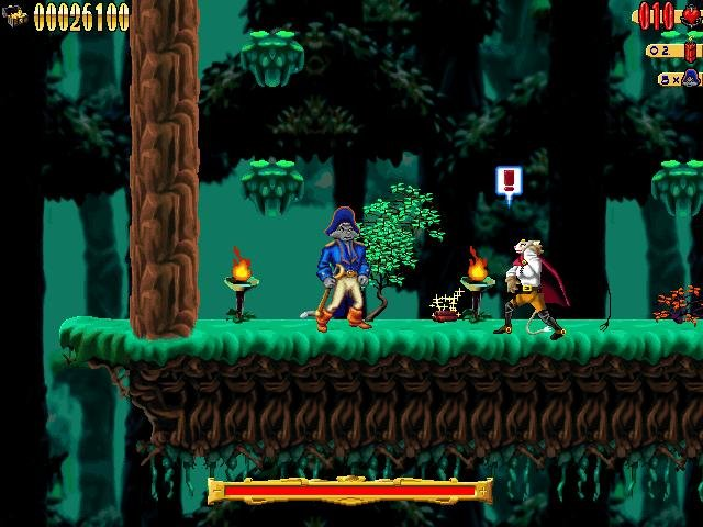 Captain claw free download for pc