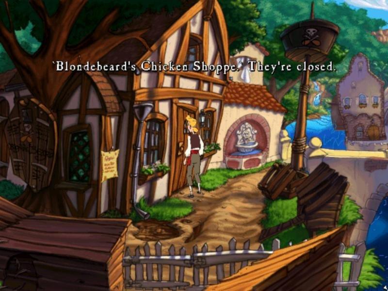 Monkey Island Savegame