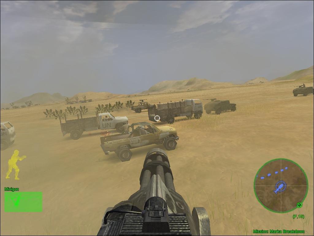 Delta Force Black Hawk Down Overview