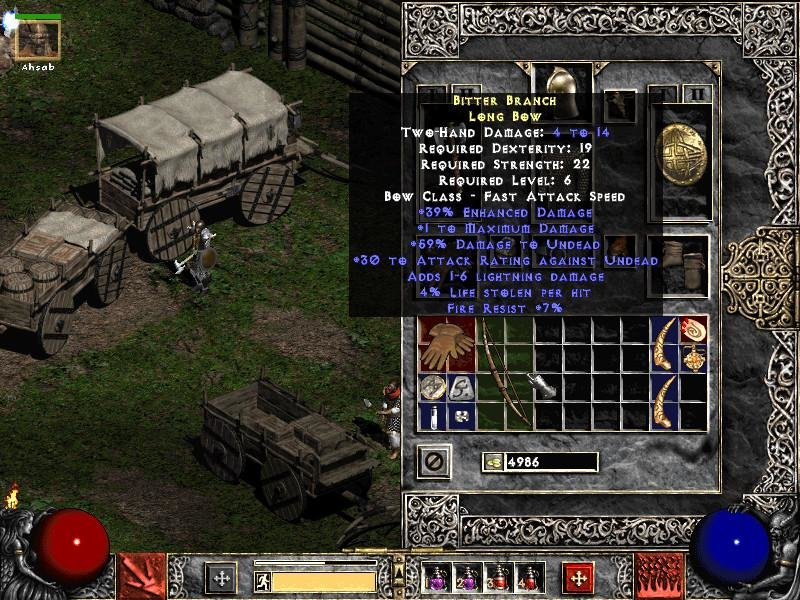 diablo 2  full game free with lord of destruction cheats