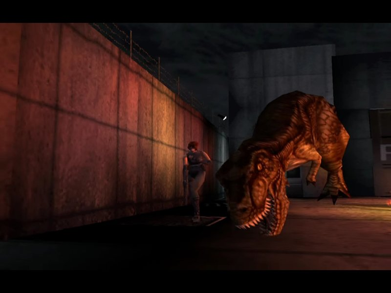 Dino Crisis 1999 Pc Review And Full Download Old Pc Gaming