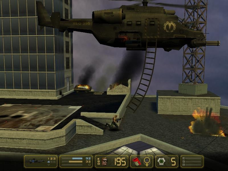 Duke Nukem Manhattan Project PC Game Free Download