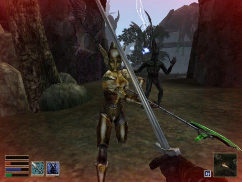 The elder scrolls iv oblivion highly compressed games for pc