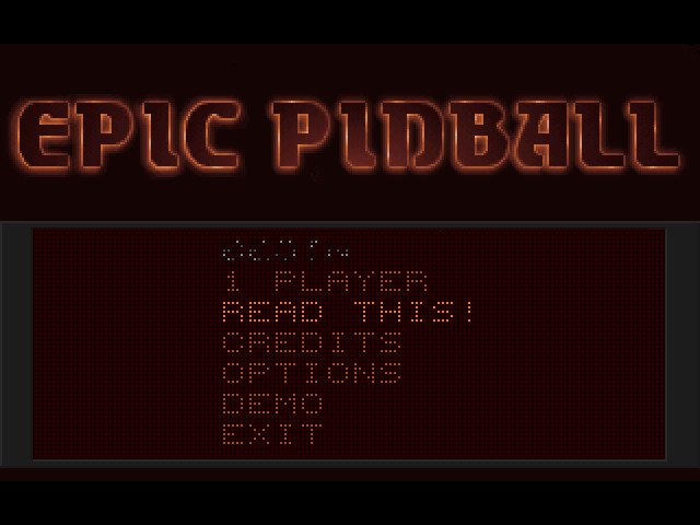Epic Pinball Pack 1 Pc Review And Full Download Old Pc Gaming
