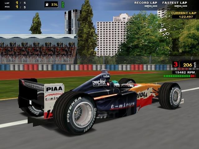 F1 Racing 2009 Pc Game