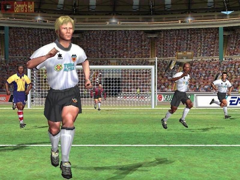 Fifa 2001 скачать торрент - фото 2