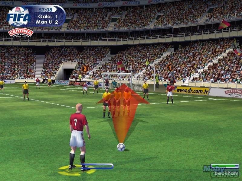 Fifa 2001 скачать торрент - фото 8