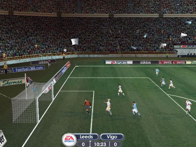 FIFA 2002 - PC Review and Full Download | Old PC Gaming