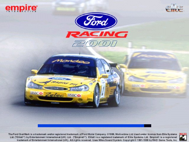 Ford Racing 2001 Pc Review And Full Download Old Pc Gaming
