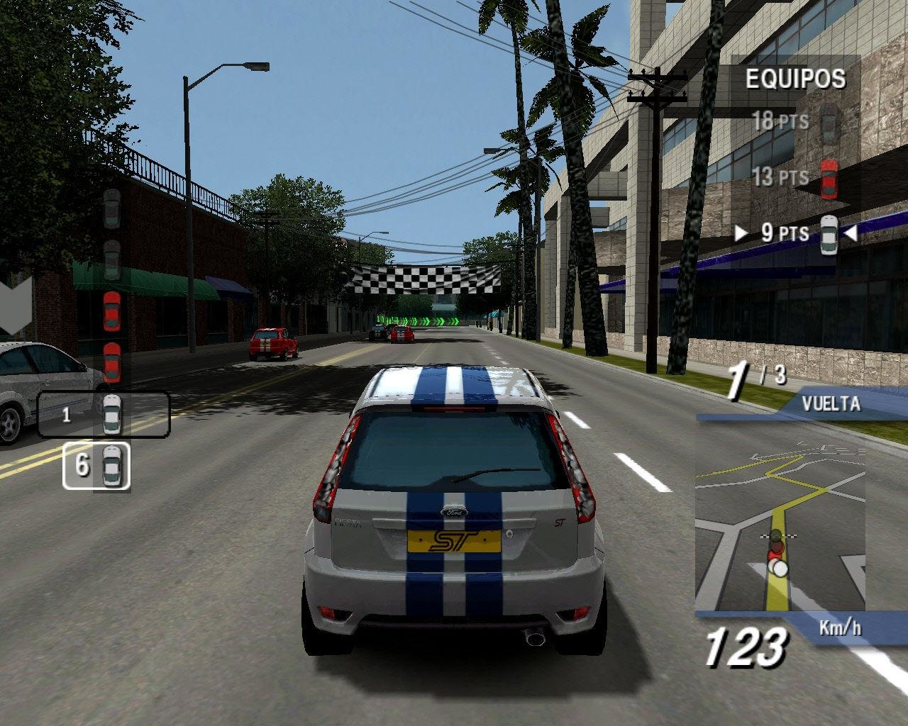 Ford Street Racing 2006 Pc Review And Full Download Old Pc Gaming