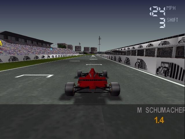 free formula 1 racing  full version