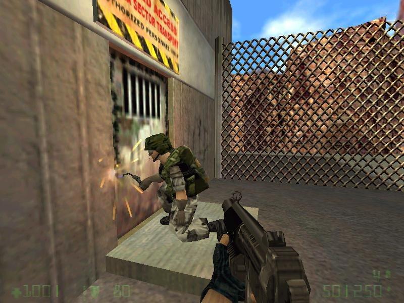 Скачать Игру Half Life Opposing Force Через Торрент - фото 8