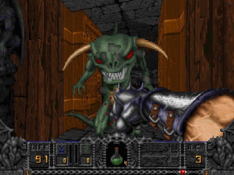 Hexen скачать торрент - фото 6
