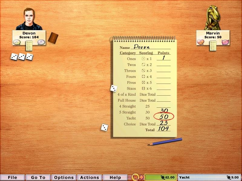 Hoyle Board Games 2005 - PC Review and Full Download | Old ...