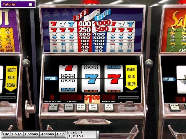 Hoyle casino games