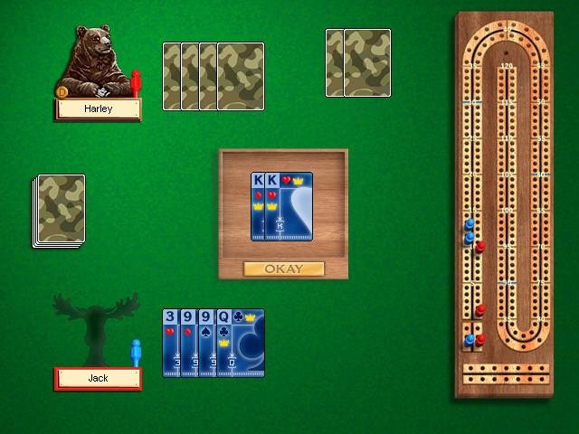 Hoyle Card Games (free version) download for PC