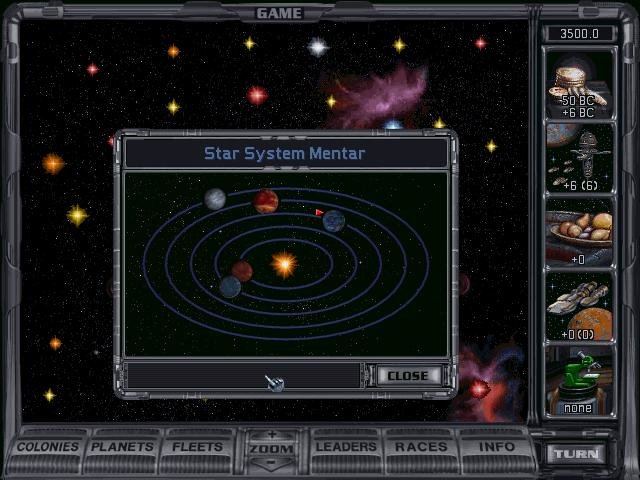 Master Of Orion 2 1996 Pc Review And Full Download Old Pc Gaming