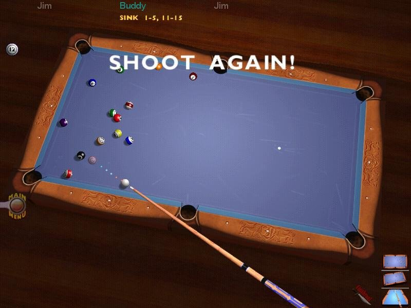 Maximum pool pc review and full download | old pc gaming.