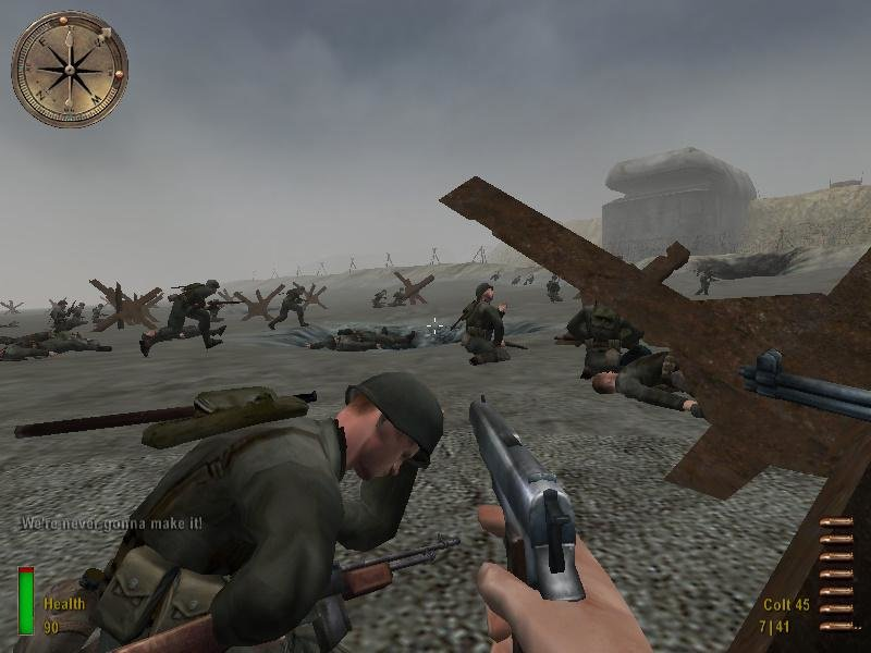 Medal Of Honor Allied Assault Download Completo Pc Link Unico