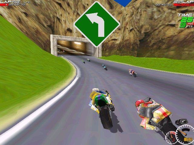 Moto Racer 1997 Pc Review And Full Download Old Pc Gaming