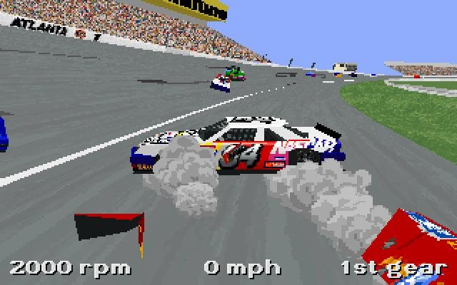 Nascar Racing 1994 Pc Review And Full Download Old