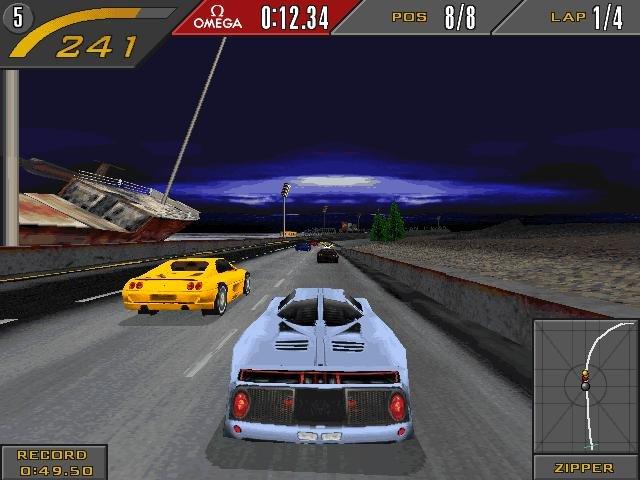 скачать игру Need For Speed 2 скачать торрент - фото 6