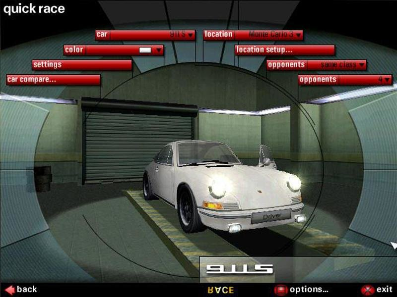 need for speed porsche unleashed pc review and full download old pc gaming. Black Bedroom Furniture Sets. Home Design Ideas