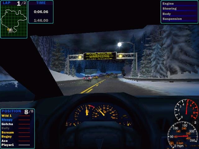 NFS HS Install on Win7 64 Bit with Expansion Pack