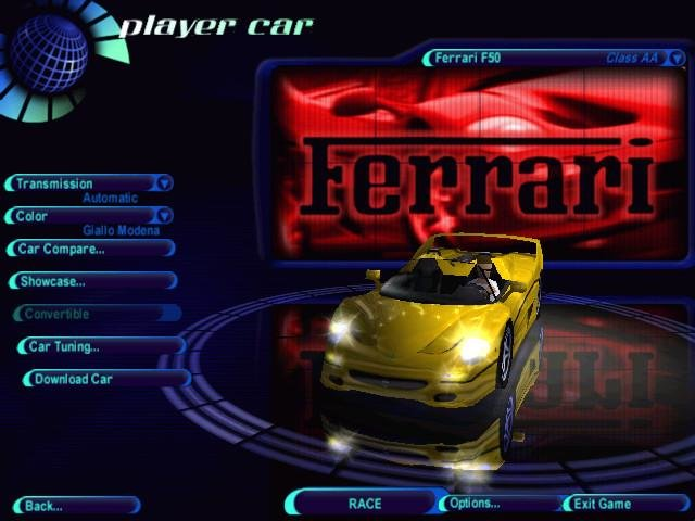 Need for speed 4 high stakes patch 450