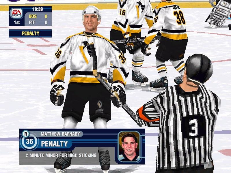 Nhl 2000 Pc Review And Full Download Old Pc Gaming