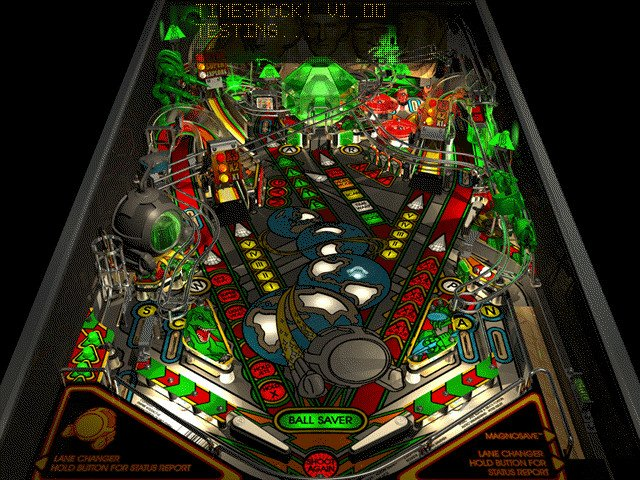 Try the Pinball Arcade Free!