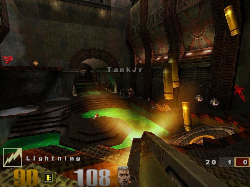 Quake 3 Arena - PC Review and Full Download | Old PC Gaming