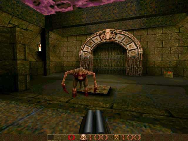 Quake 1996 Pc Review And Full Download Old Pc Gaming