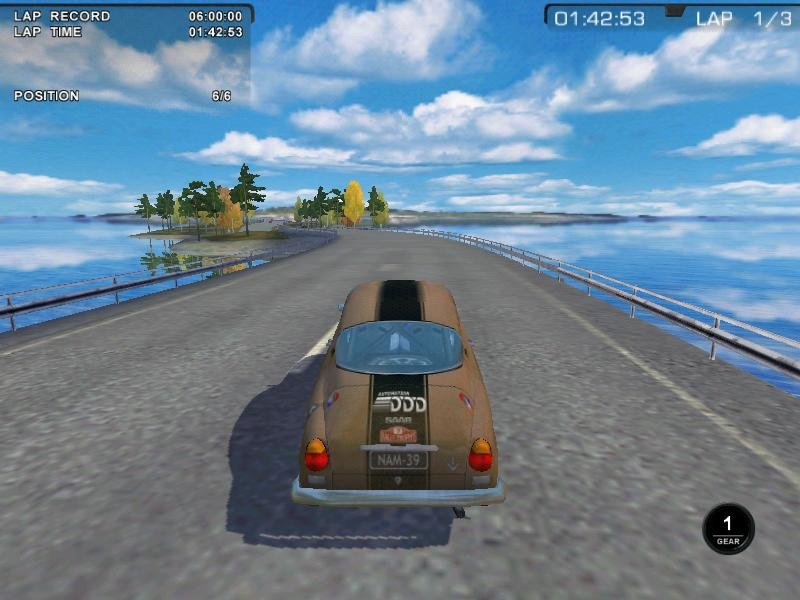 highway rally game free  for pc