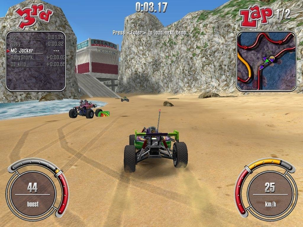 Rc Cars 2003 Pc Review And Full Download Old Pc Gaming