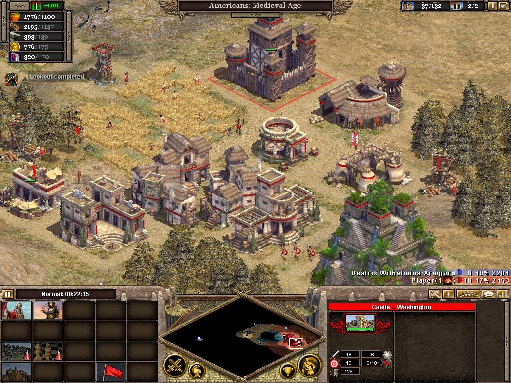Rise Of Nations Completo