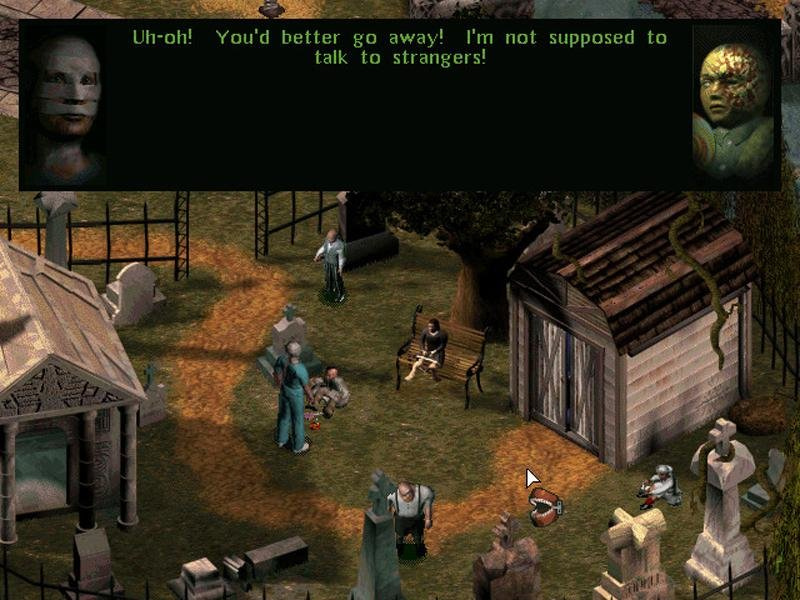 Sanitarium pc game free download