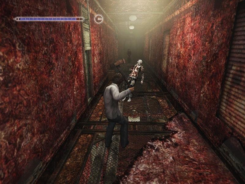 Silent Hill Slot Game Shocker