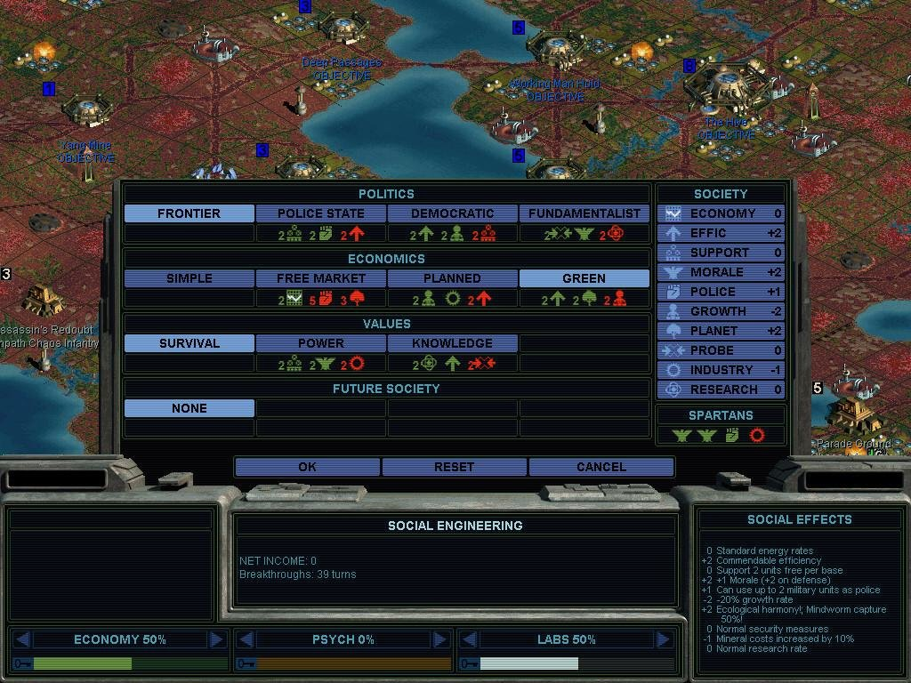 Sid Meier's Alpha Centauri - PC Review and Full Download ...