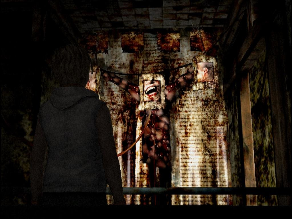Silent Hill  The Room Game