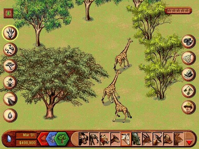Sim Safari (1998) - PC Review and Full Download | Old PC