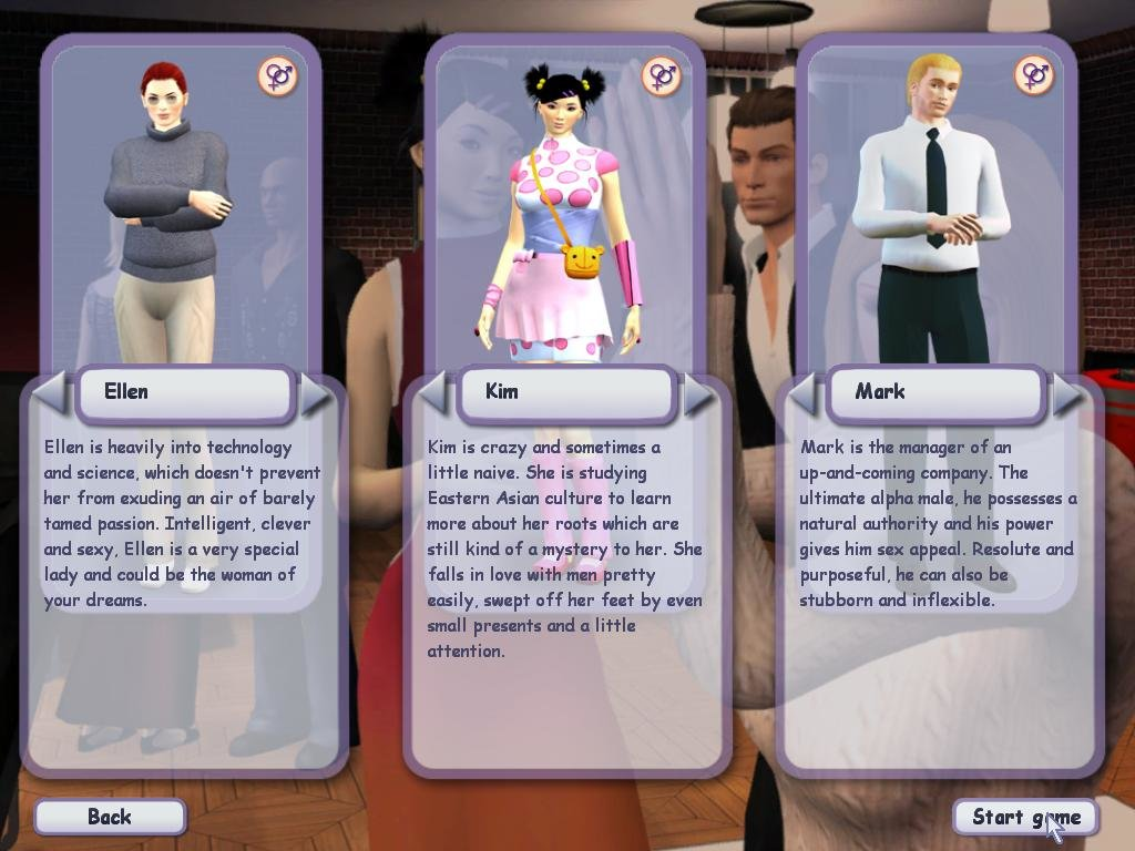 Singles flirt up android life game your 10 Game