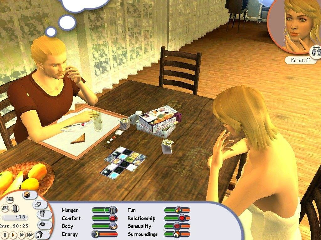 Text Game: Decodiere die weibliche Psyche durchs